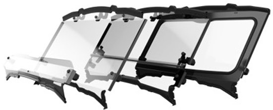 Windshield Frames