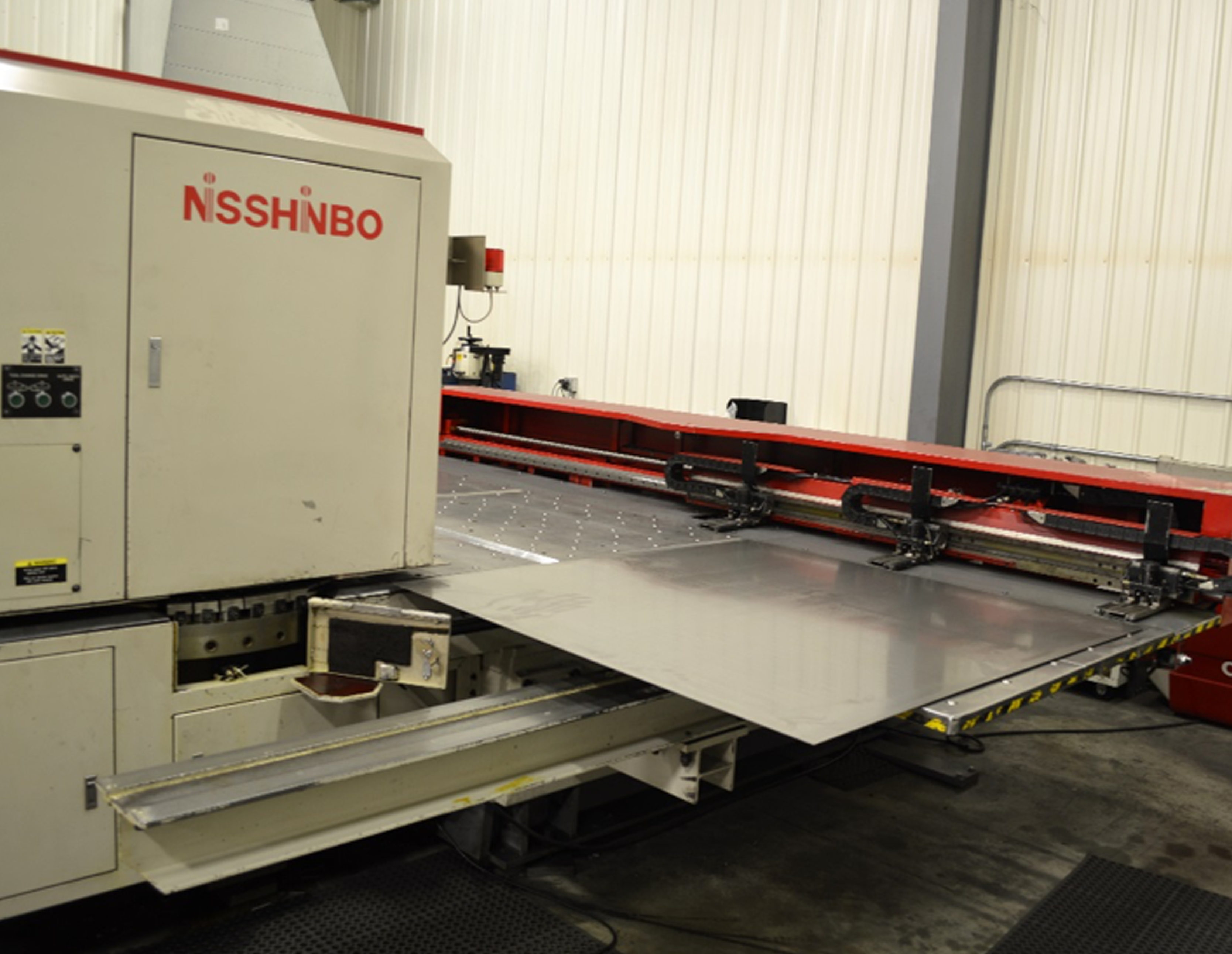 Nishinbo Turret Press – HIQ 1250